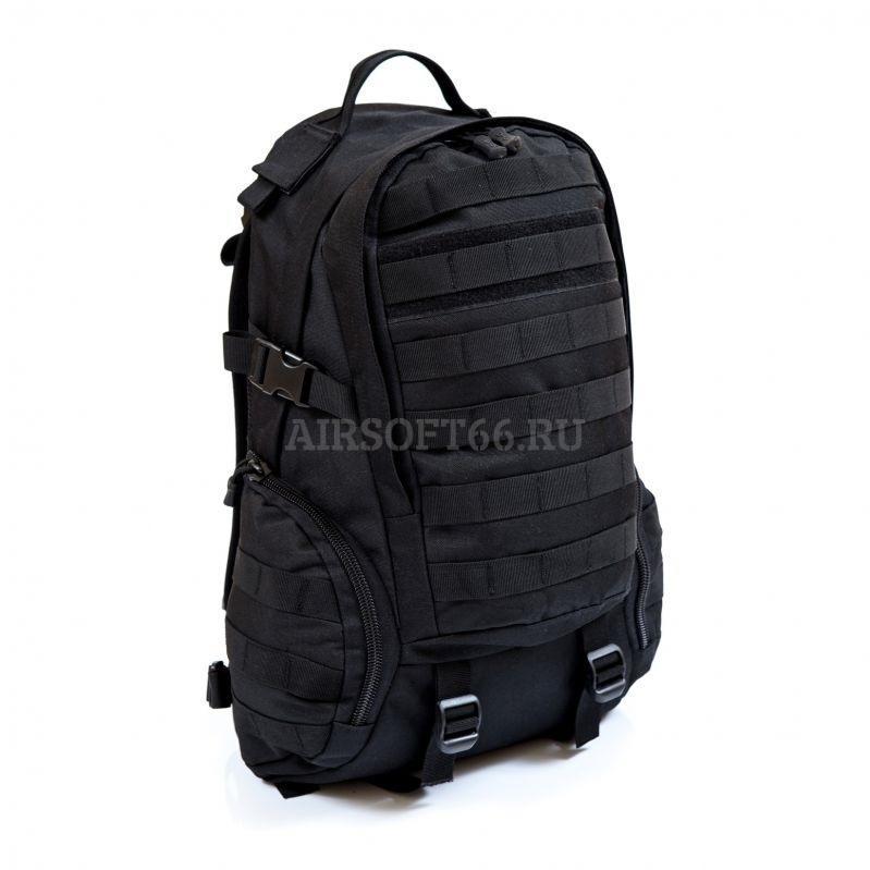 Рюкзак тактический черный рюкзак roncato 7101 rolling