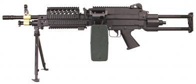 Пулемет страйкбольный A&K FN MINIMI MK46 | цена, характеристики, описание товара