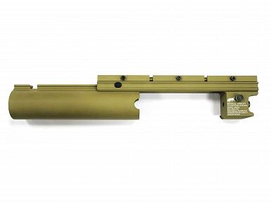Гранатомет Madbull XM203 Long Moscart Launcher Tan MB-XM203L фото, описание