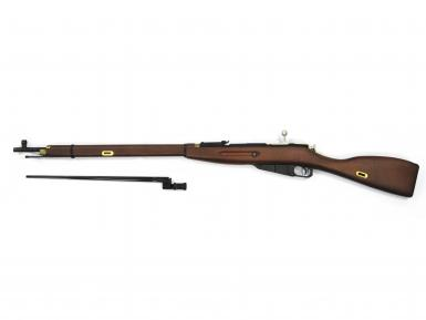 Винтовка King Arms Мосинка Mosin-Nagant 1891/30 Gas фото, описание