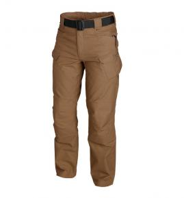 Брюки Helikon-Tex UTP Polycotton Rip-stop Mud Brown XL-regular фото, описание